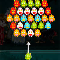 Monster Bubble Shooter