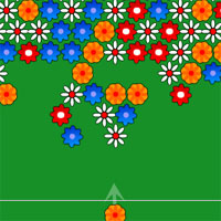 Flora Bubble Shooter